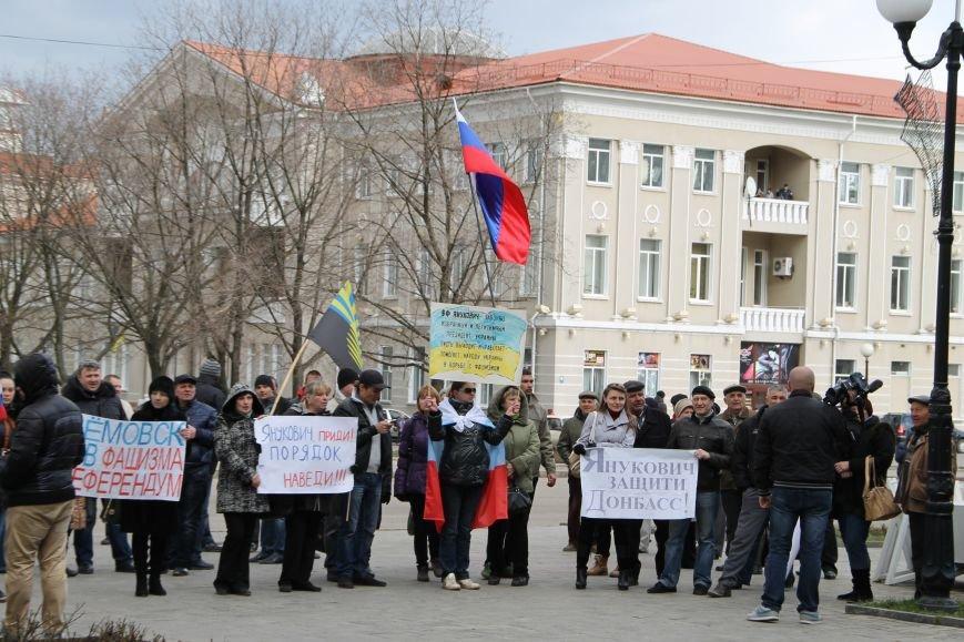 В Артемовске губернатор Тарута заявил, что на провокаторов не обращает внимания (ВИДЕО + ФОТО), фото-1
