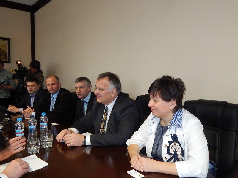 Німецькому делегату сподобалося, що губернатор Полтавщини – за спеціальністю енергетик, фото-3