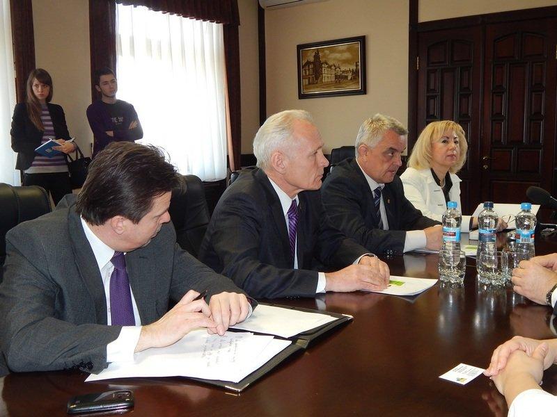 Німецькому делегату сподобалося, що губернатор Полтавщини – за спеціальністю енергетик, фото-2