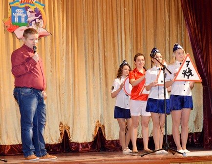 Учні Рівненського економіко-правового ліцею перемогли в обласному конкурсі КВН ЮІР, фото-1