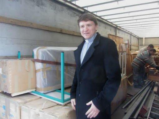 В гродненскую кирху сегодня прибыл орган из Германии (фото), фото-5