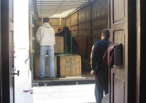 В гродненскую кирху сегодня прибыл орган из Германии (фото), фото-3