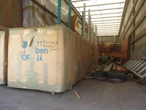 В гродненскую кирху сегодня прибыл орган из Германии (фото), фото-6