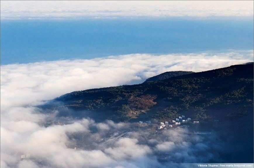 Ялту красиво сфотографировали с высоты птичьего полета, фото-3
