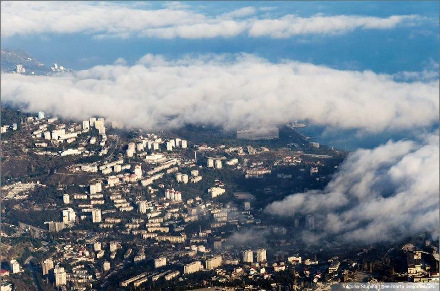 Ялту красиво сфотографировали с высоты птичьего полета, фото-2