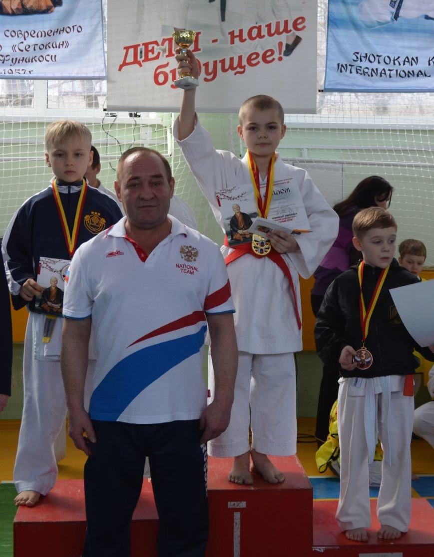 Ульяновские каратисты привезли три медали из Чебоксар, фото-2