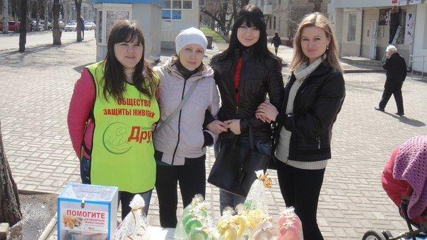 Активисты Краматорска продолжают помогать бездомным животным, фото-3