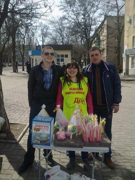 Активисты Краматорска продолжают помогать бездомным животным, фото-2