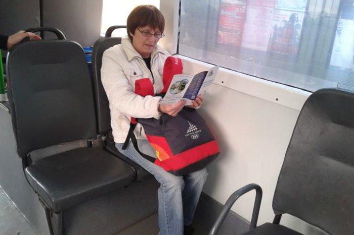 По Белгороду несколько часов ездил бесплатный троллейбус, фото-7