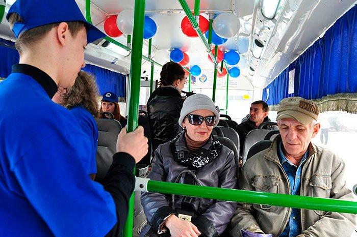 По Белгороду несколько часов ездил бесплатный троллейбус, фото-8