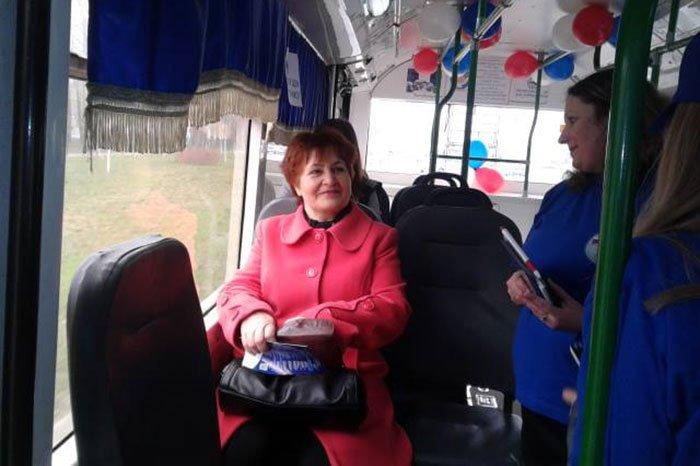 По Белгороду несколько часов ездил бесплатный троллейбус, фото-3