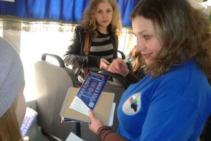 По Белгороду несколько часов ездил бесплатный троллейбус, фото-4