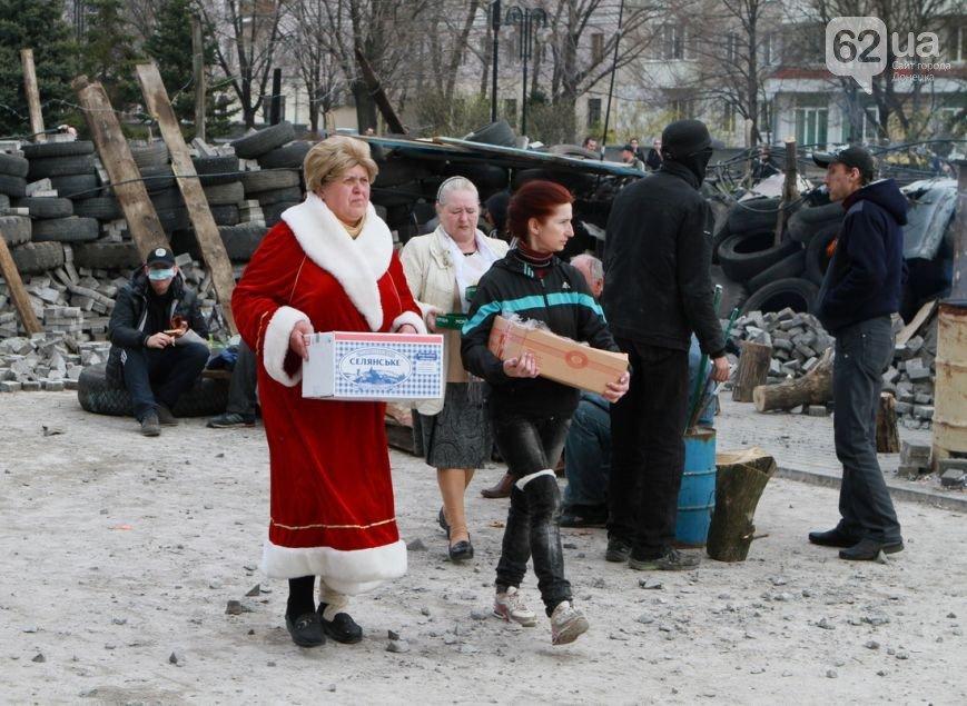 «Донецкая народная республика» установила свой пограничный столб и признала независимость Крыма (ФОТО, ВИДЕО), фото-2