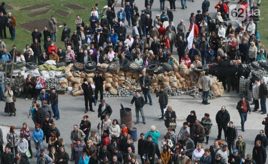 «Донецкая народная республика» установила свой пограничный столб и признала независимость Крыма (ФОТО, ВИДЕО), фото-5