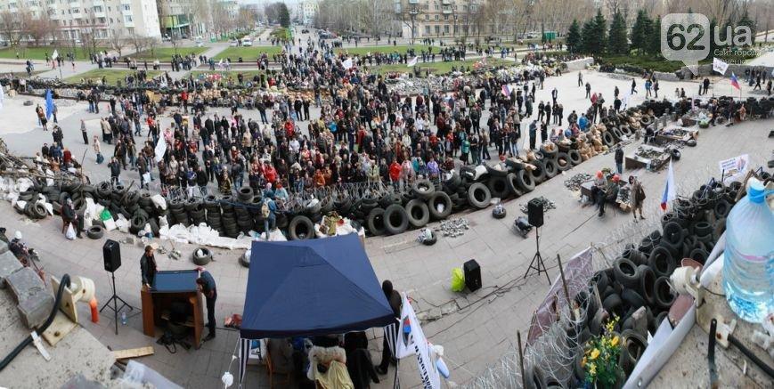 «Донецкая народная республика» установила свой пограничный столб и признала независимость Крыма (ФОТО, ВИДЕО), фото-6