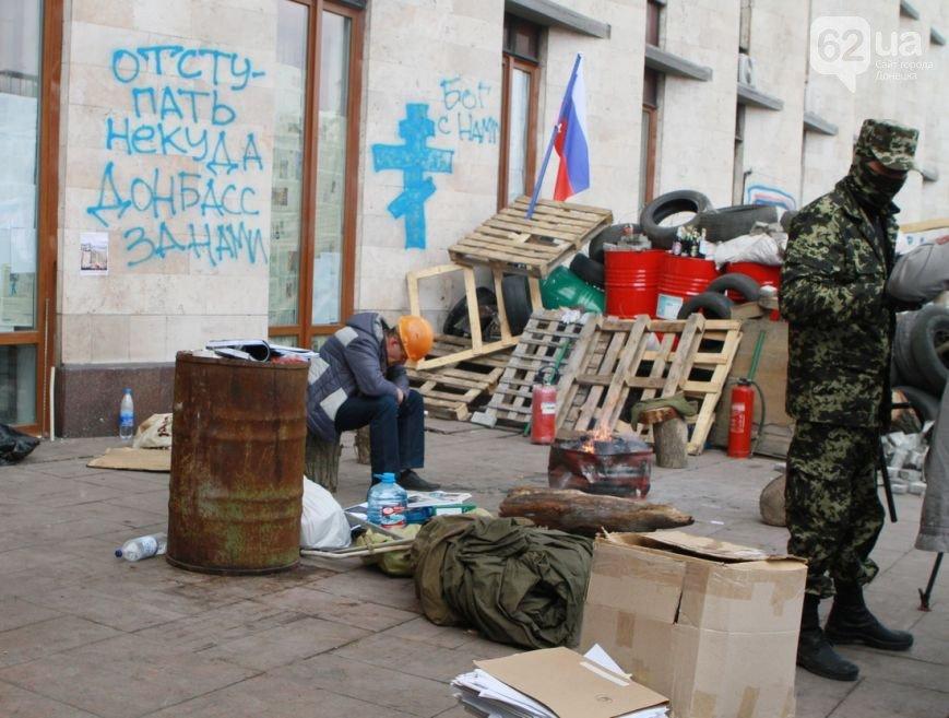 «Донецкая народная республика» установила свой пограничный столб и признала независимость Крыма (ФОТО, ВИДЕО), фото-7
