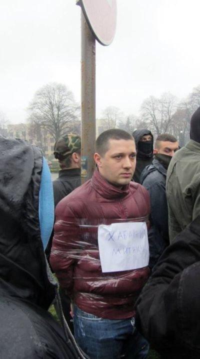 Глава ужгородской таможни