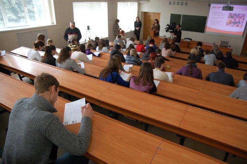 В Белгороде «Тотальный диктант» писали 102 человека (фото) - фото 2