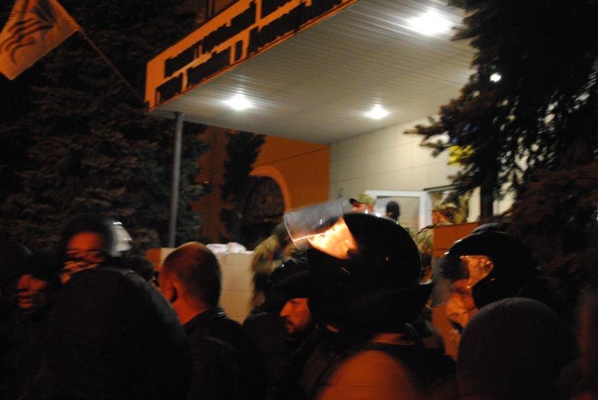 Краматорский горотдел захвачен. Как это было (ФОТО, ВИДЕО-обновляется), фото-10