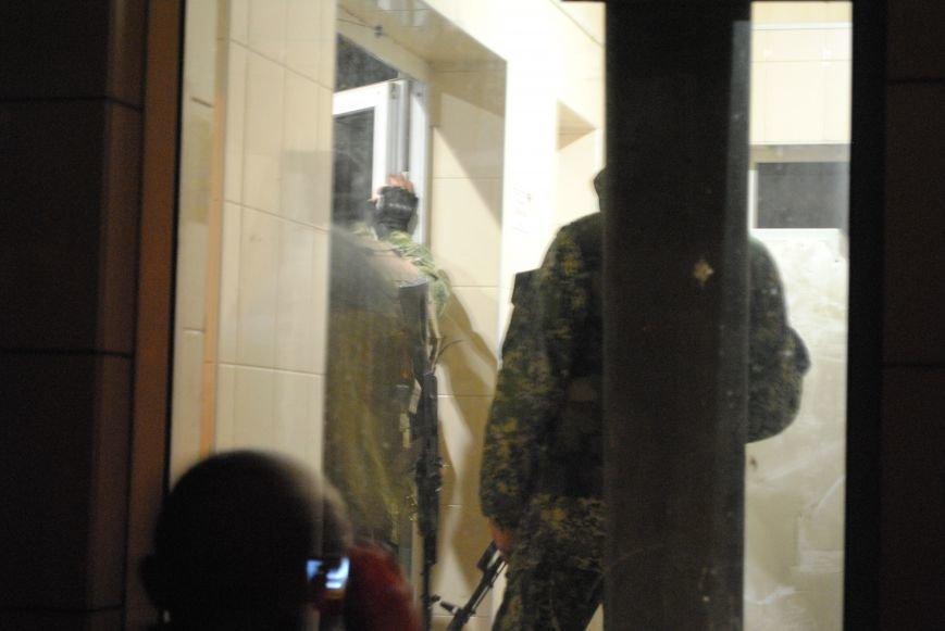 Краматорский горотдел захвачен. Как это было (ФОТО, ВИДЕО-обновляется), фото-14