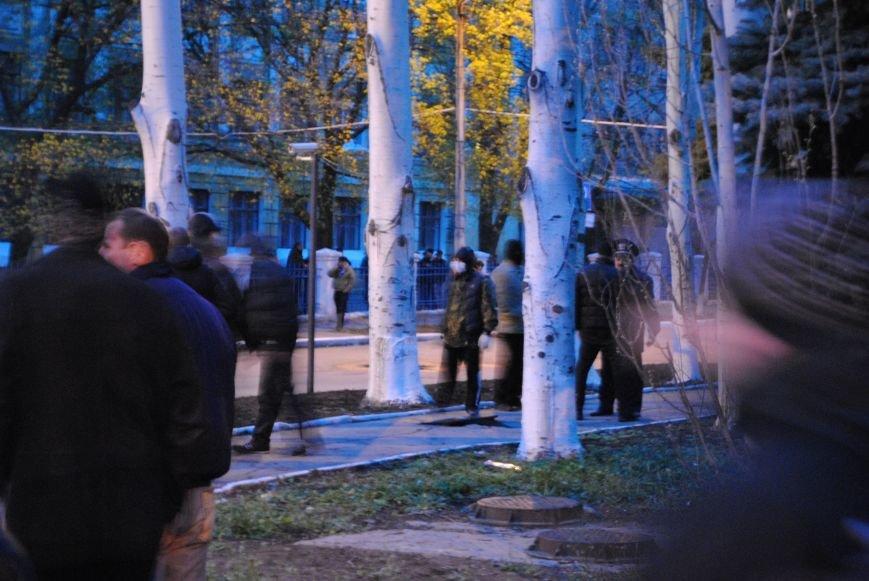Краматорский горотдел захвачен. Как это было (ФОТО, ВИДЕО-обновляется), фото-6