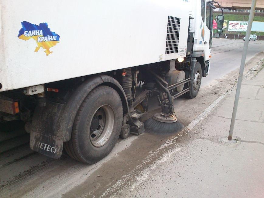 Субботник в Днепродзержинске, фото-2