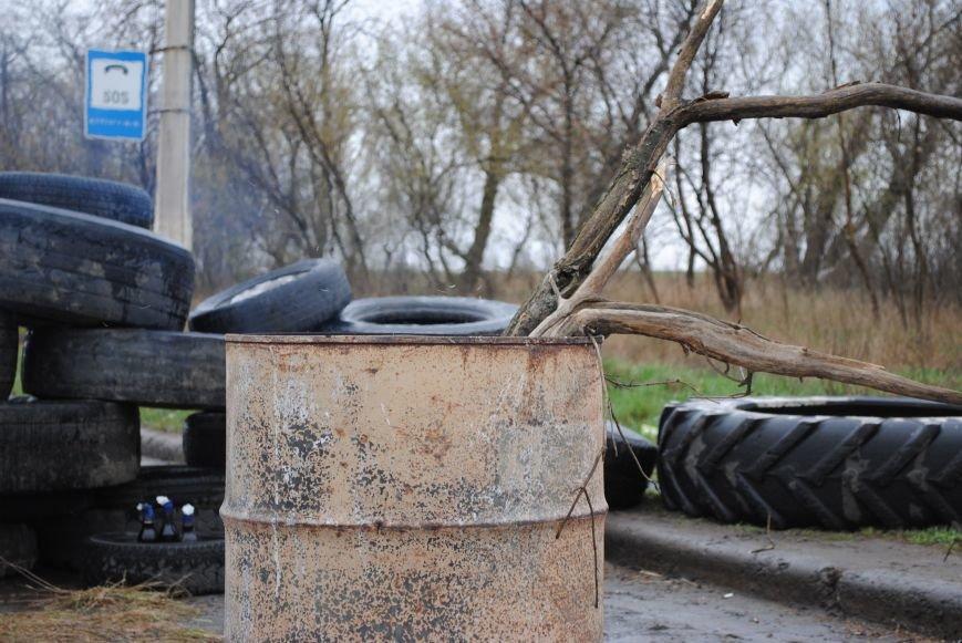 Один из блокпостов Краматорска на дороге в сторону Славянска (ФОТО, ВИДЕО), фото-7