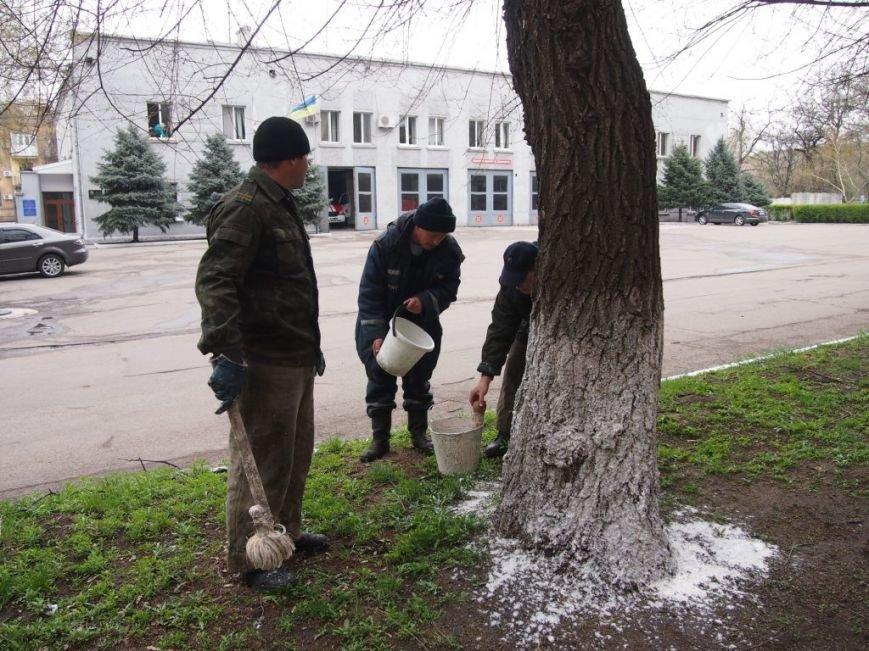 Днепродзержинские спасатели наводили порядок, фото-2