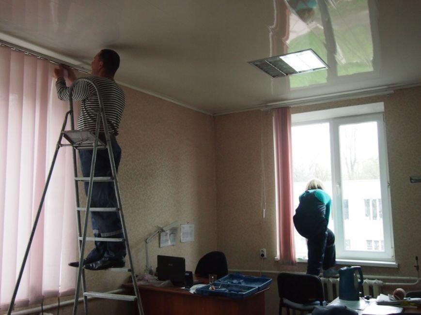 Днепродзержинские спасатели наводили порядок, фото-1