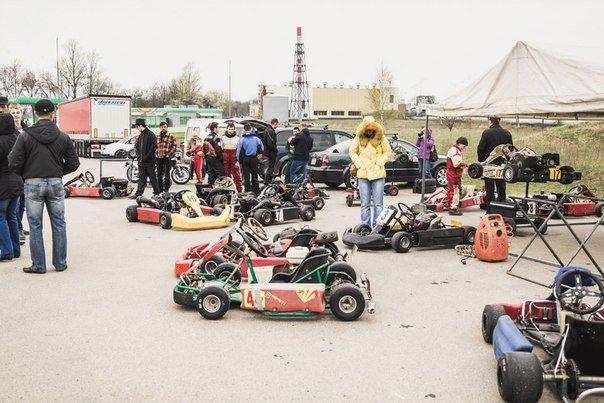 Юные картингисты соревновались в Понемуни в седьмой раз, фото-3