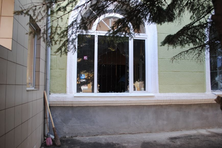Краматорский горотдел освобождён (ФОТО, ВИДЕО), фото-5
