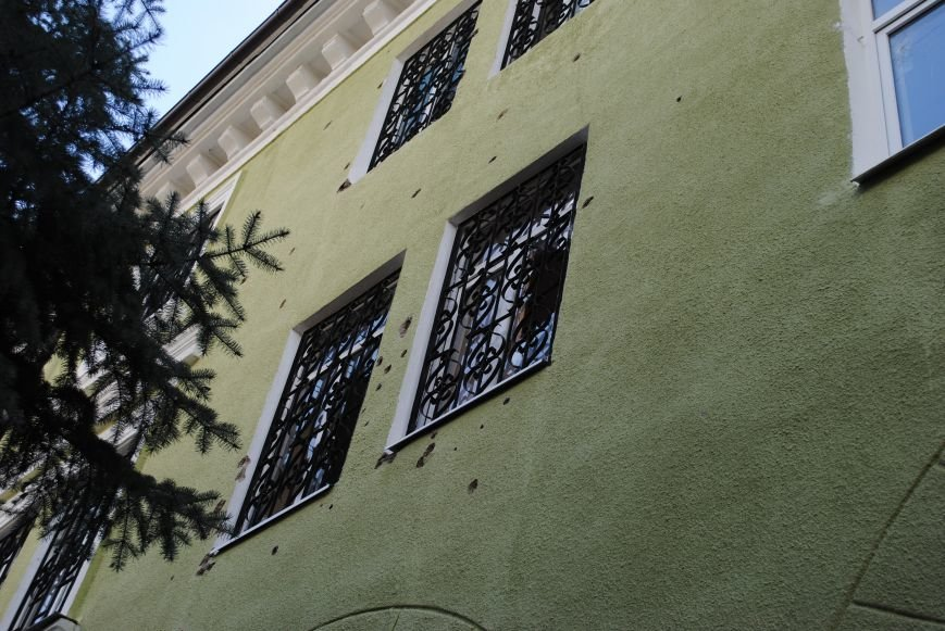 Краматорский горотдел освобождён (ФОТО, ВИДЕО), фото-9