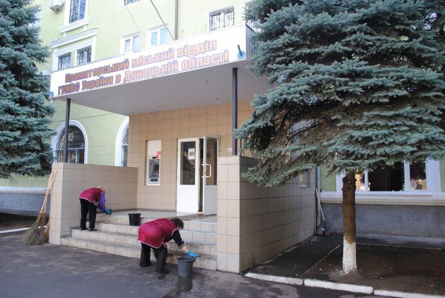 Краматорский горотдел освобождён (ФОТО, ВИДЕО), фото-3