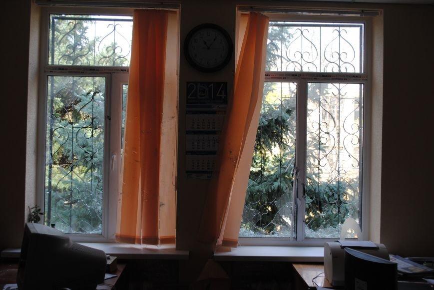 Краматорский горотдел освобождён (ФОТО, ВИДЕО), фото-17