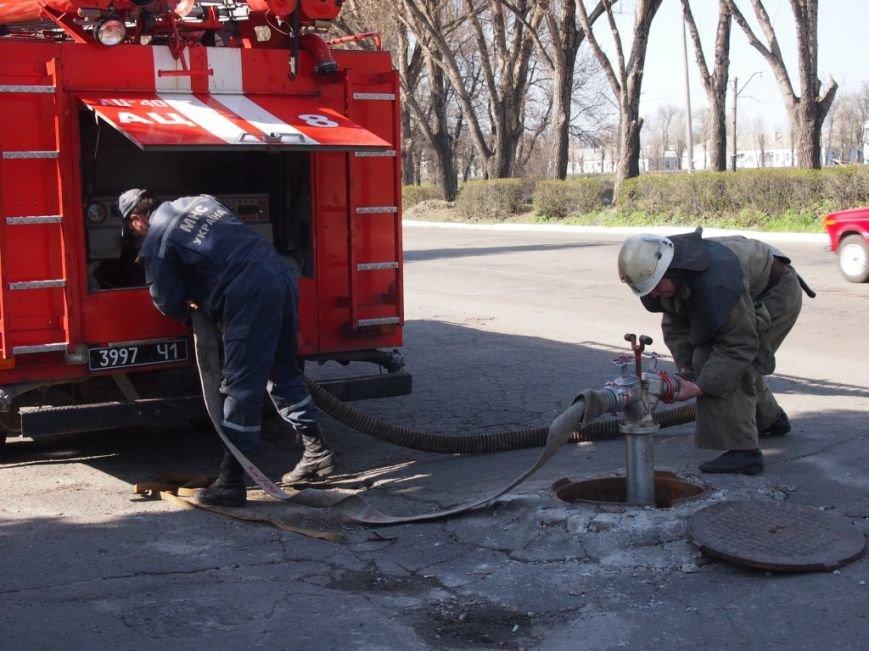 В Днепродзержинске проверено боевую готовность спасателей, фото-2