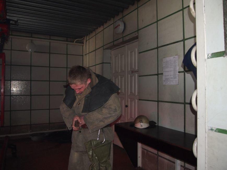 В Днепродзержинске проверено боевую готовность спасателей, фото-3