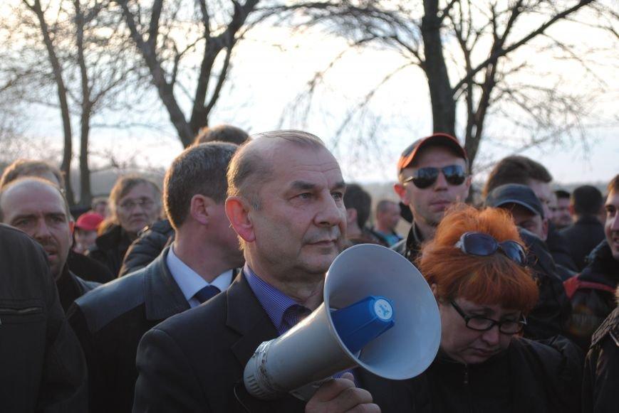 Геннадий Костюков  во время  вооруженного  столкновения  на Краматорском аэродроме (ФОТО, ВИДЕО), фото-3