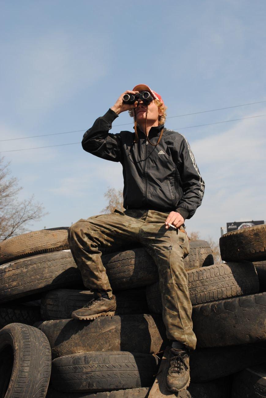 Из Краматорска в сторону Славянска проследовала колонна тяжелой военной техники (ФОТО, ВИДЕО), фото-26