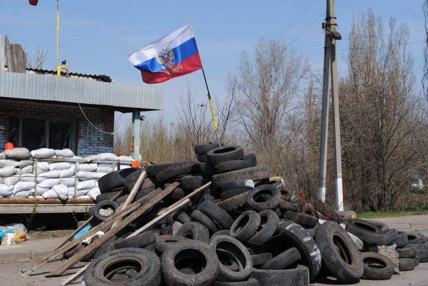 Из Краматорска в сторону Славянска проследовала колонна тяжелой военной техники (ФОТО, ВИДЕО), фото-24