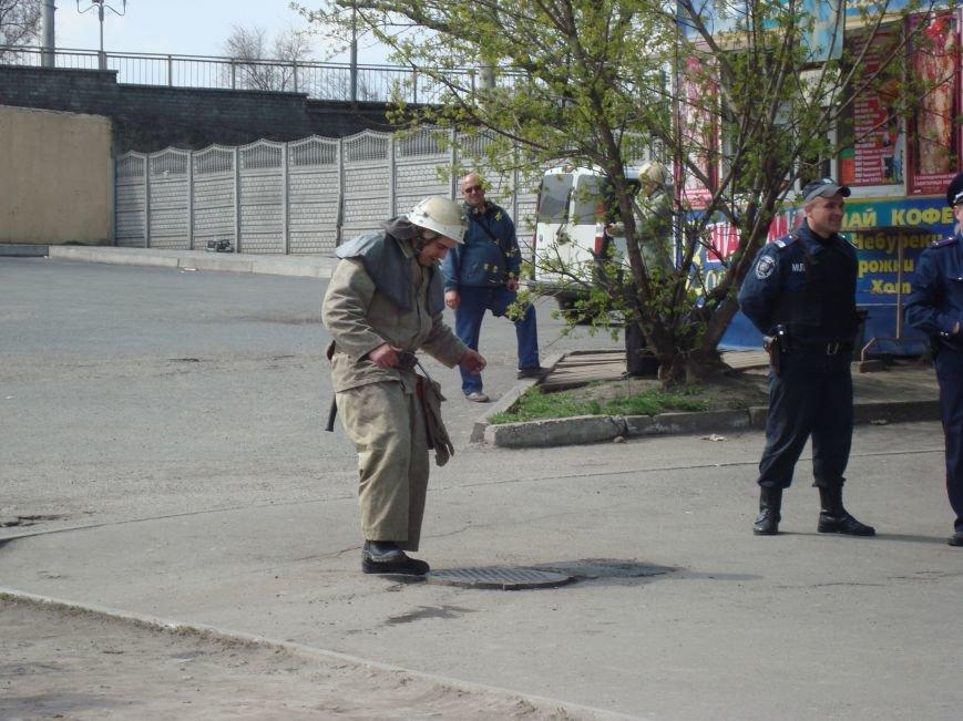 В Днепродзержинске заминировали ЖД вокзал и магазин АТБ (ОБНОВЛЕНО), фото-3
