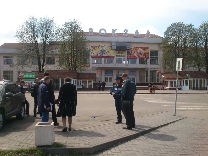 В Днепродзержинске заминировали ЖД вокзал и магазин АТБ (ОБНОВЛЕНО), фото-10