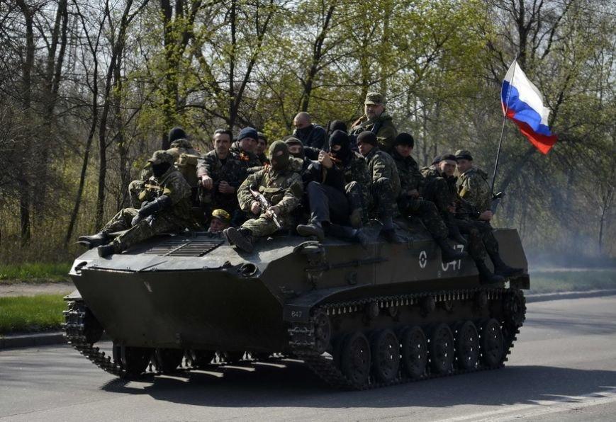 КРАМАТОРСК - Фото Reuters