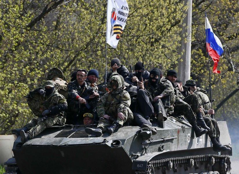 КРАМАТОРСК - Фото Reuters - 02