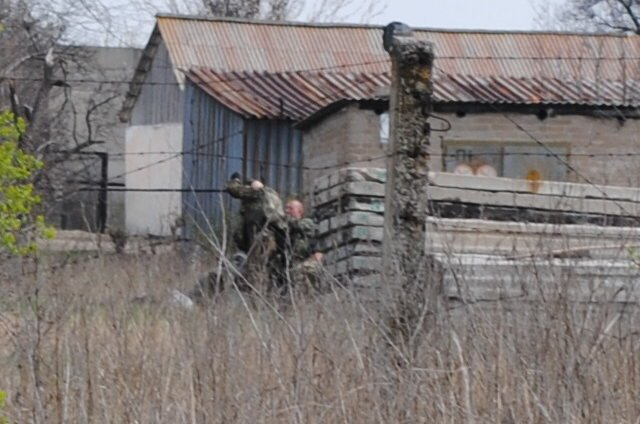 Краматорский военный аэродром сегодня, фото-1