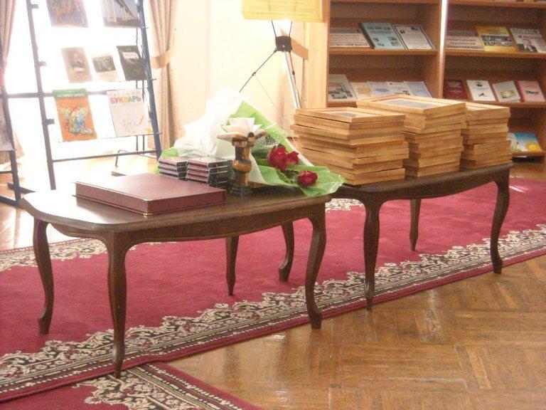 Сегодня в Ульяновске откроется выставка-конкурс «Симбирская книга», фото-1
