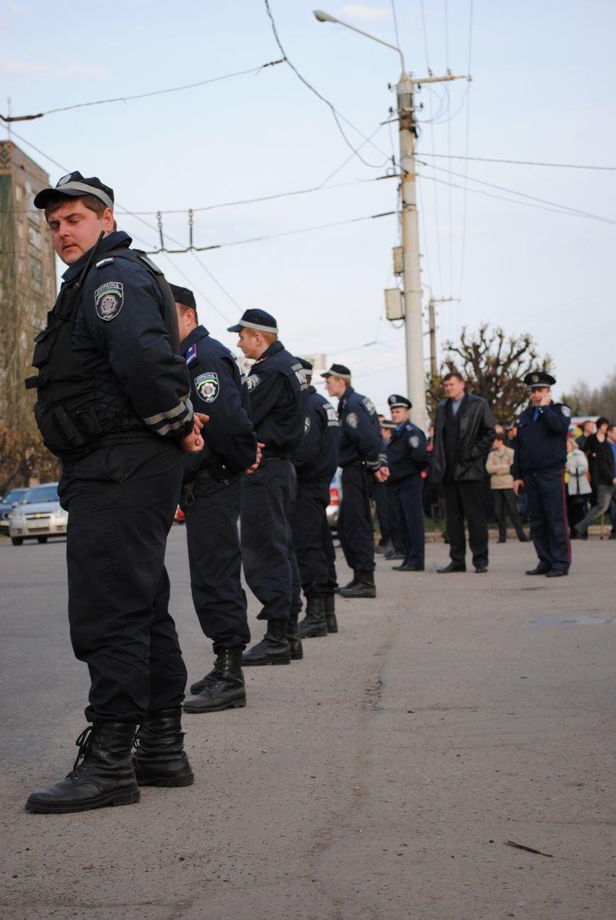 Митинг в Краматорске за «Единую Украину» (ФОТО, ВИДЕО), фото-4