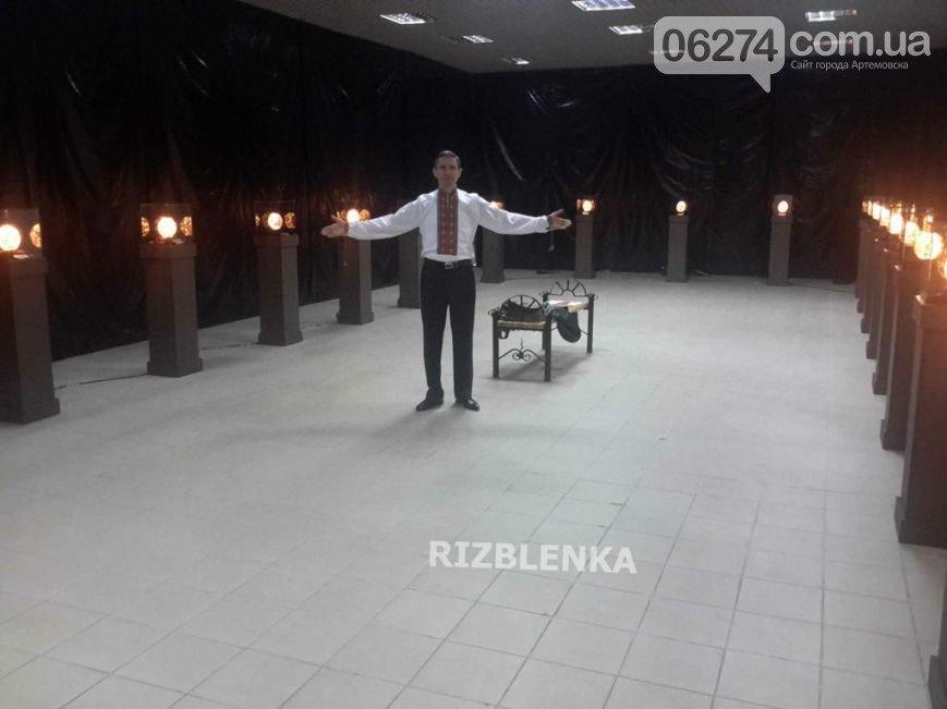 У Полтаві представили унікальну виставку Артемівського народного майстра (ФОТО), фото-2