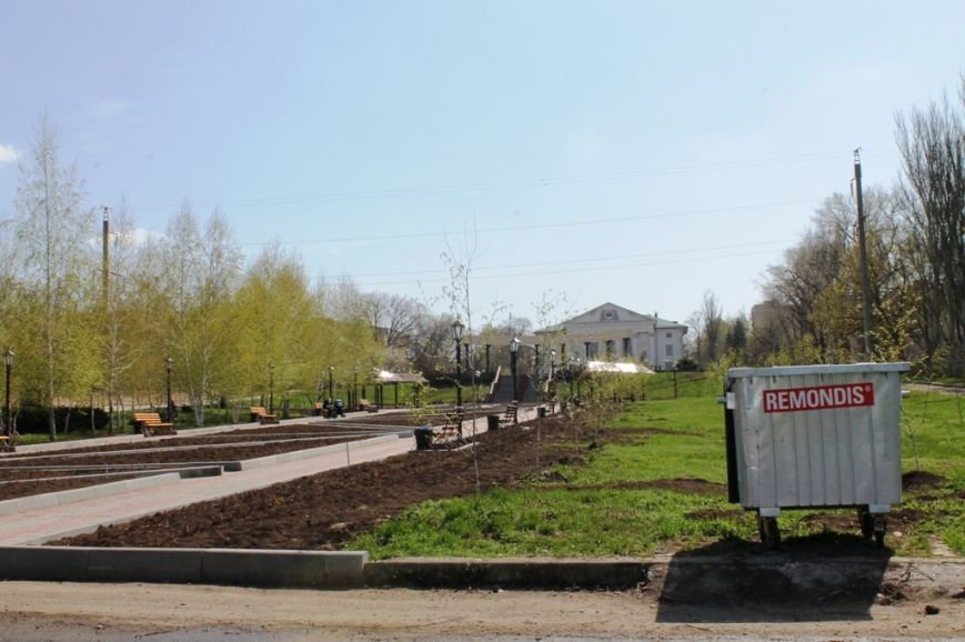 В Артемовске на берегу Северного ставка «высадился» трудовой десант (ФОТО), фото-8