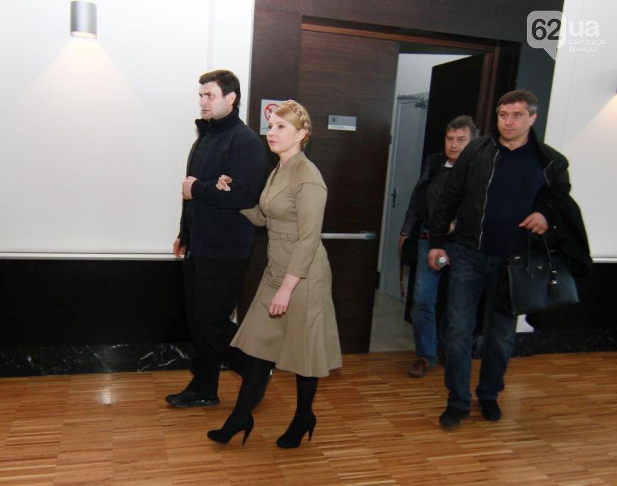 Тимошенко приехала в Донецк, чтобы понять протестующих (ФОТО, ВИДЕО) (фото) - фото 3