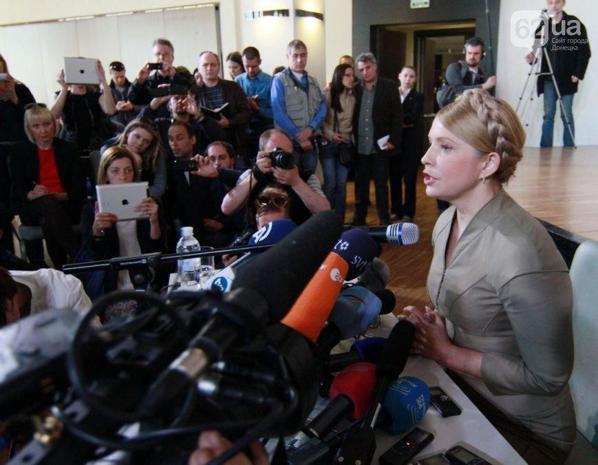 Тимошенко приехала в Донецк, чтобы понять протестующих (ФОТО, ВИДЕО) (фото) - фото 8